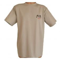 Tričko, light-grey, Bernský salašnický pes